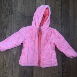 Other - Coral reversible jacket